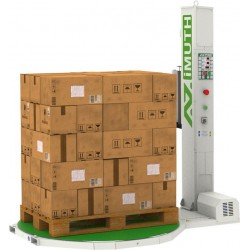 Low Profile Pallet Wrappers