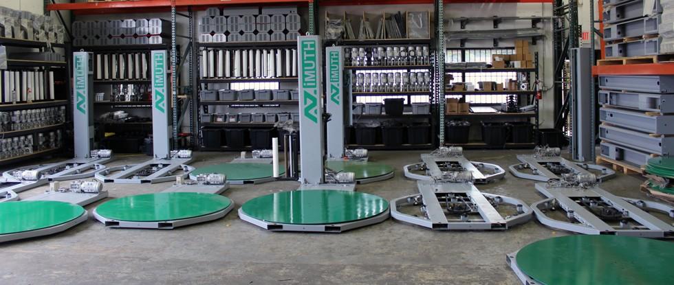 AZIMUTH Pallet Wrapper Manufacturer